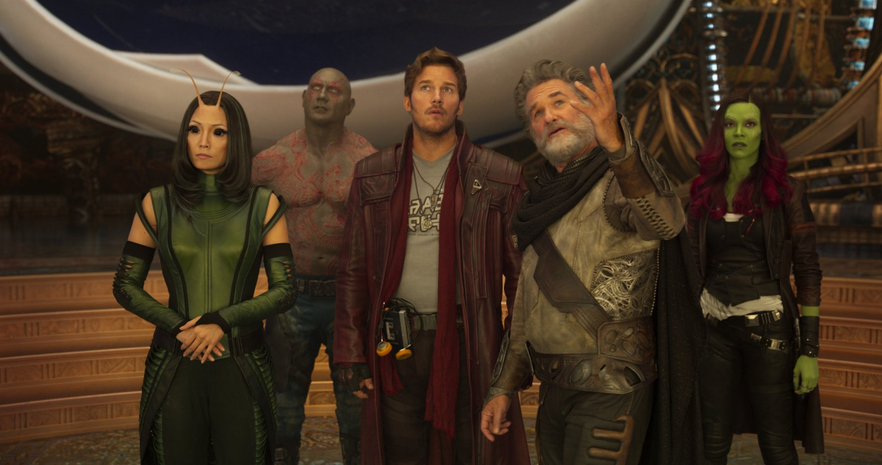 Guardians of the Galaxy und Ego