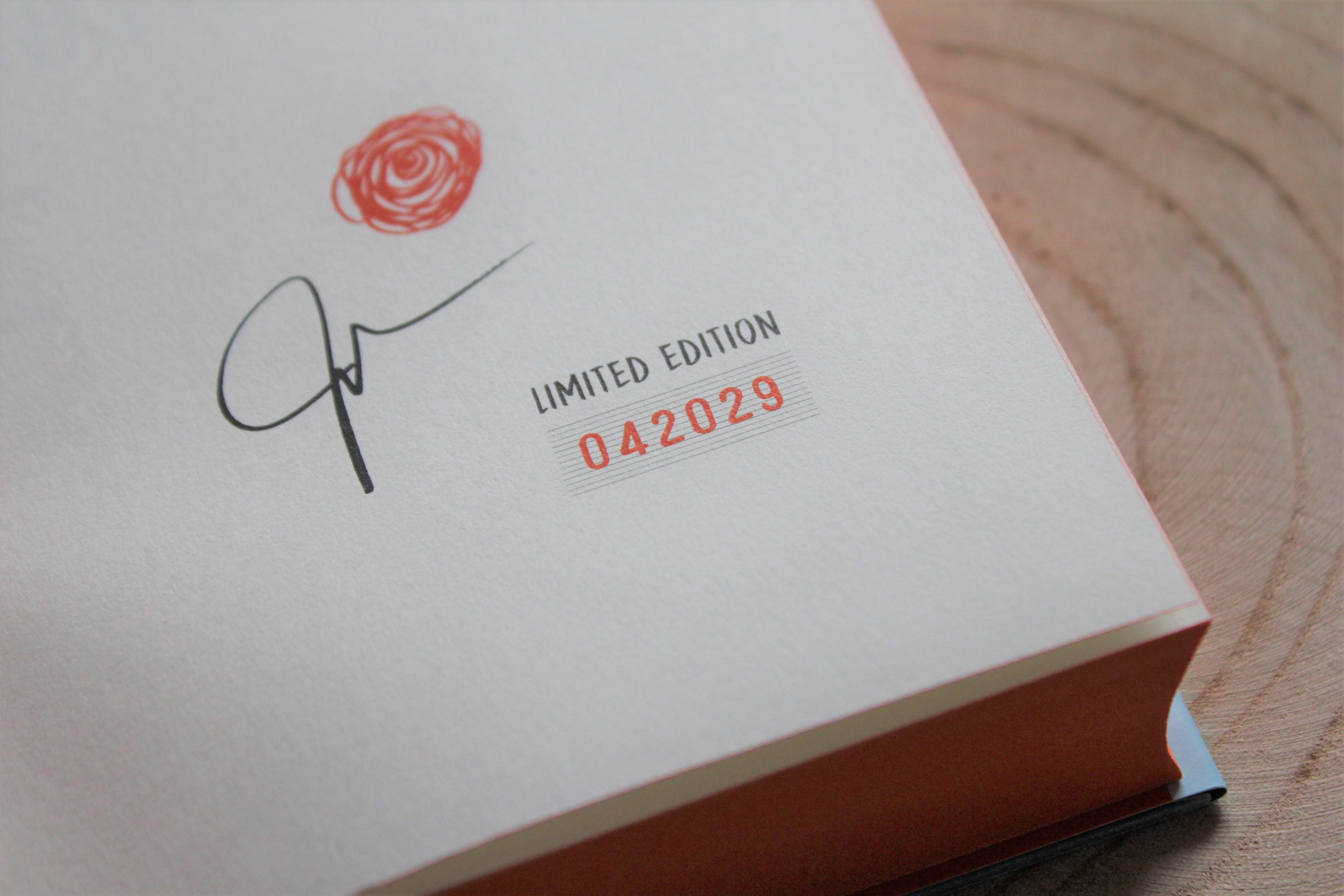 John Green Autogramm