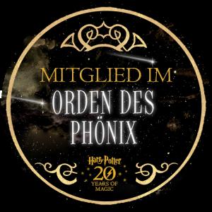 Mitglied im Orden des Phönix - Harry Potter - Carlsen Verlag