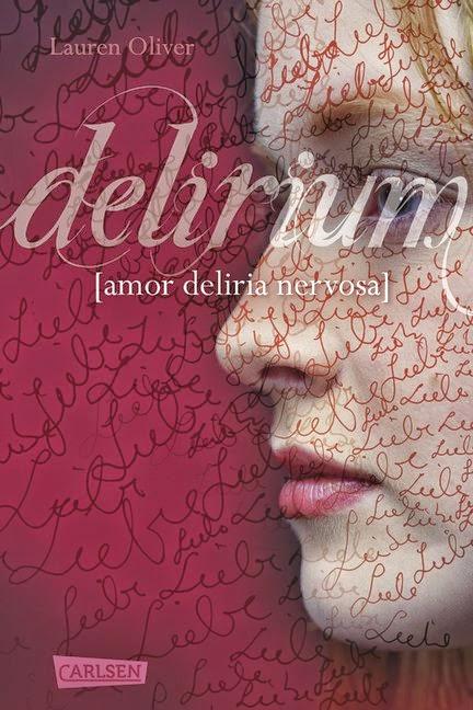 [Rezension] Delirium – Lauren Oliver