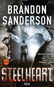 [Rezension] Steelheart – Brandon Sanderson
