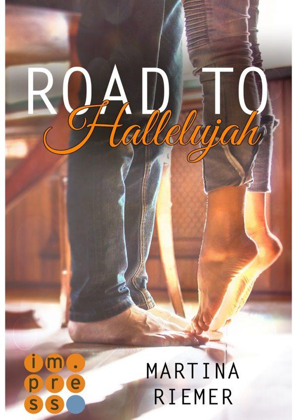 [Bloggeraktion + Gewinnspiel] Road to Hallelujah – Martina Riemer – ED SHEERAN MÄDELS!!!