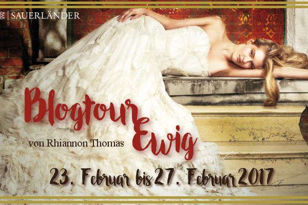 Blogtour | Ewig: Wenn Liebe erwacht – Rhiannon Thomas