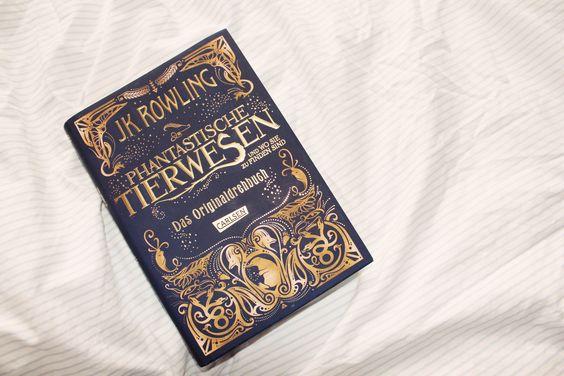 Rezension | Phantastische Tierwesen und wo sie zu finden sind – J.K. Rowling