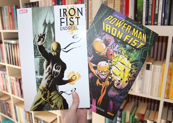 Comic Rezensionen | Iron Fist hoch 2