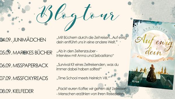Blogtour | Time School meets Heinrich VIII.