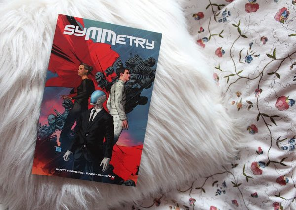Comic Rezension | Symmetry – Matt Hawkins und Raffaele Ienco