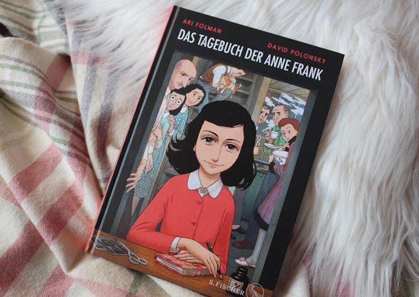 Rezension | Das Tagebuch der Anne Frank: Graphic Diary – Ari Folman und David Polonsky