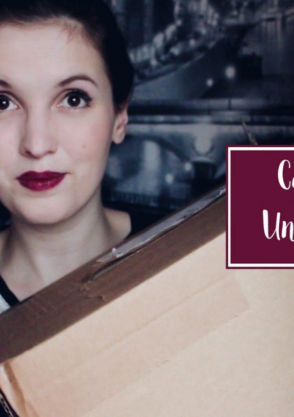 Carlsen Unboxing | Vorweihnachtliche Buchüberraschung und unaussprechbare Autorennamen