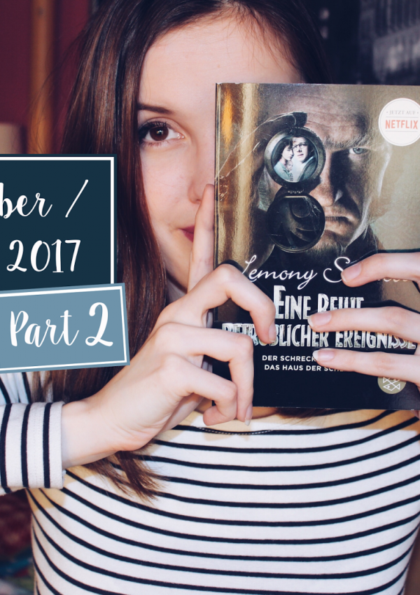 Want to Read | November und Dezember Part 2