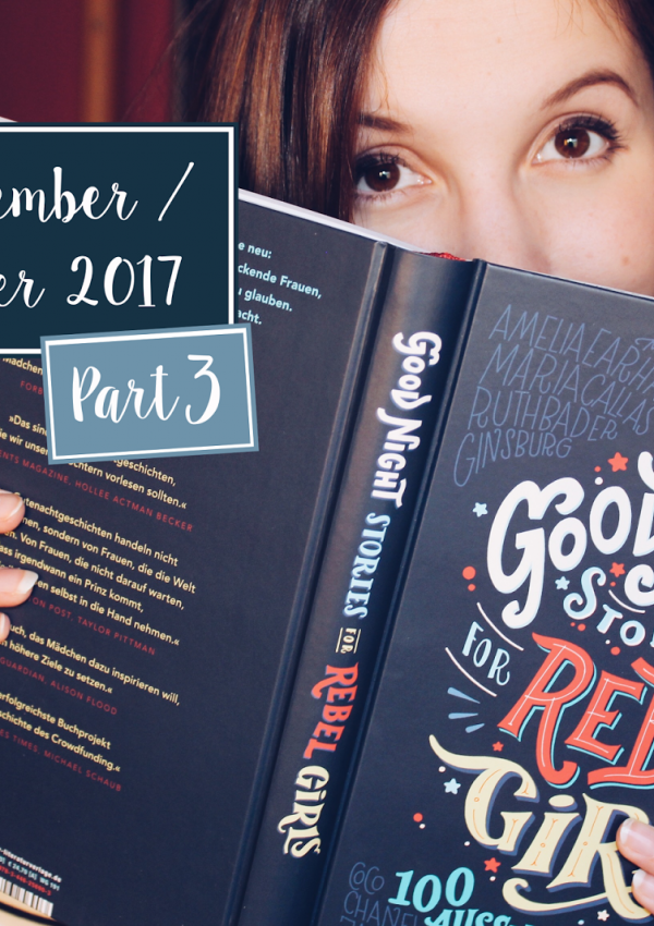 Want to Read | November und Dezember Part 3