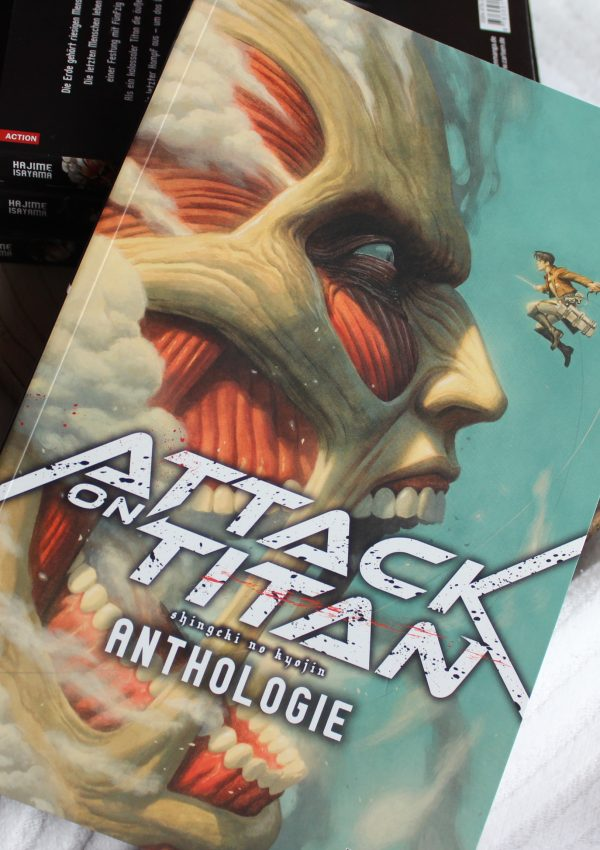 Gratis Comic Tag | Avengers: Attack on Titan