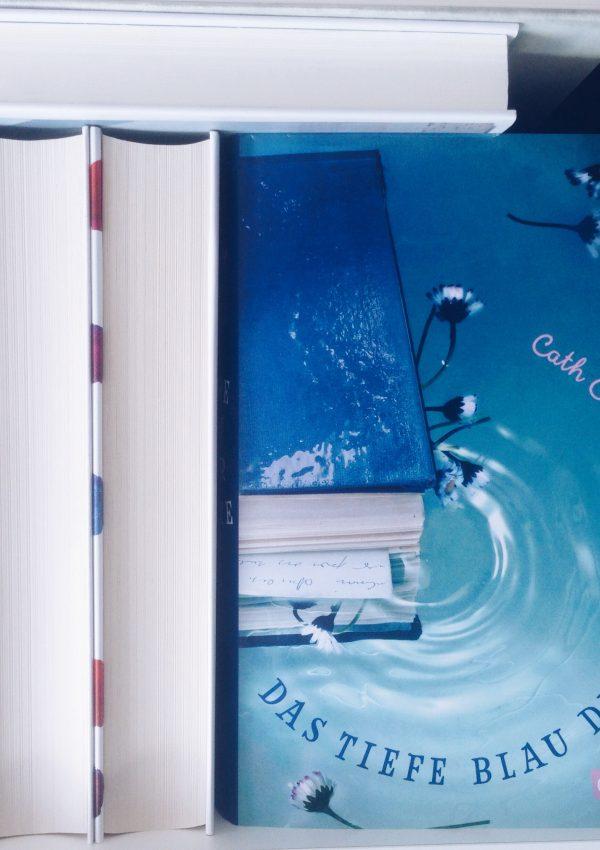Ein Liebesbrief | Das tiefe Blau der Worte – Cath Crowley