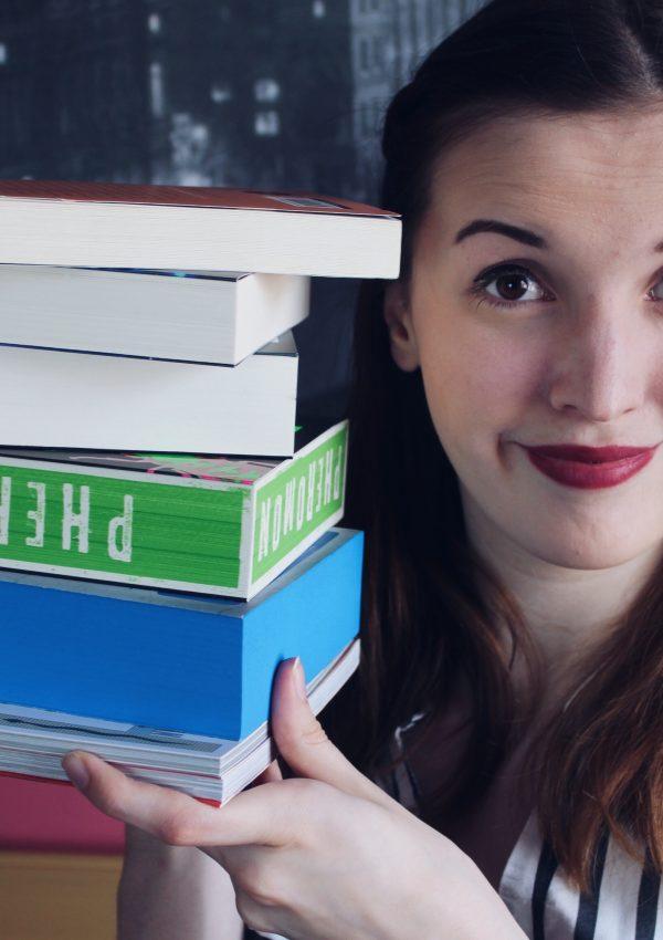 Neuzugänge | Neue Bücher im März und LBM Haul + Gewinnspiel