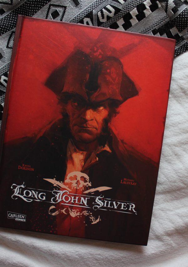 Rezension | Long John Silver: Gesamtausgabe – Xavier Dorison