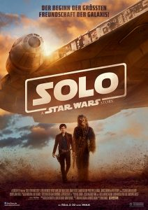 Filmplakat Solo: A Star Wars Movie