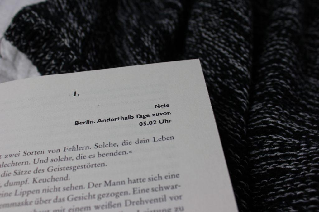 Flugangst 7A von Sebastian Fitzek Innen