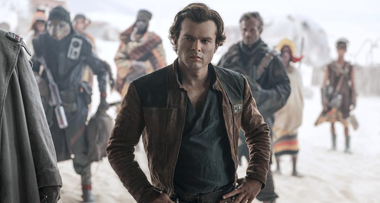 Han Solo in Solo: A Star Wars Movie