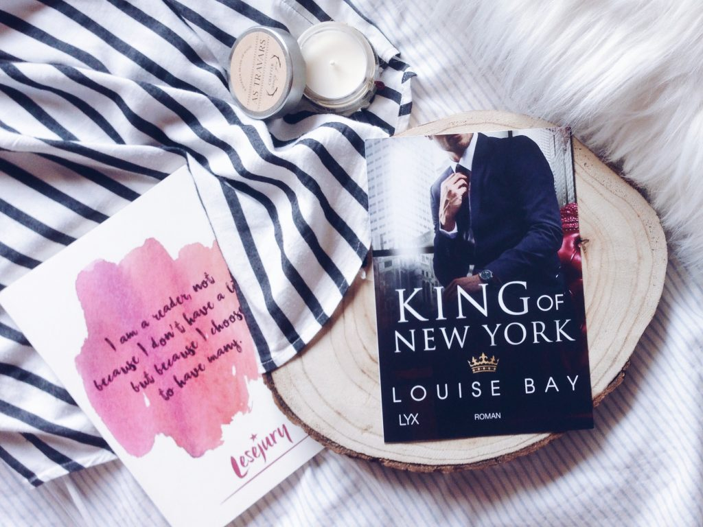 King of New York von Louise Bay - Lesejury LYX Lounge