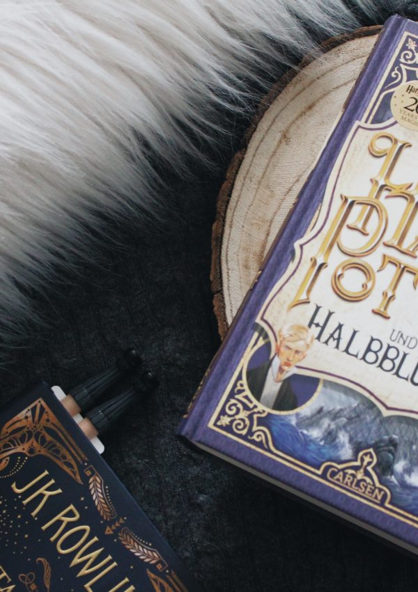 Die neuen Harry Potter Bücher | Werbung