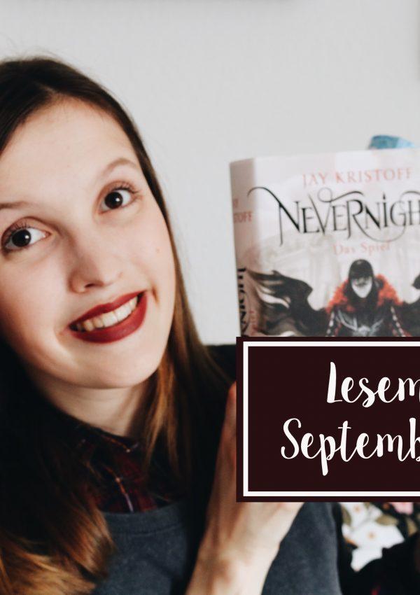 Monatsrückblick September 2018 | Reisezeit ist Hörbuchzeit