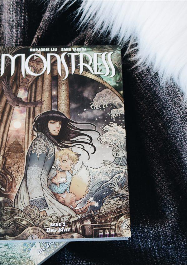 Rezension | Monstress 2 und 3 – Marjorie Liu und Sana Takeda