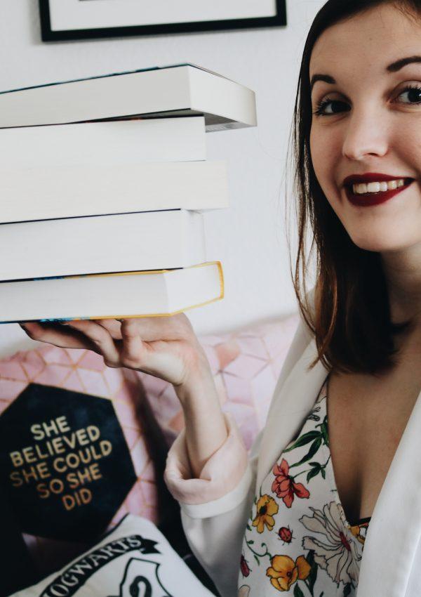 Leserückblick Januar 2019 | New Year, New Books