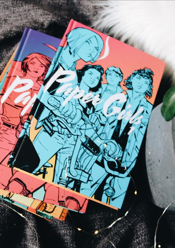 Rezension | Paper Girls #1-4 – Brian K. Vaughan