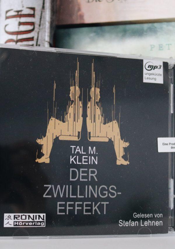 Rezension | Der Zwillingseffekt – Tal M. Klein