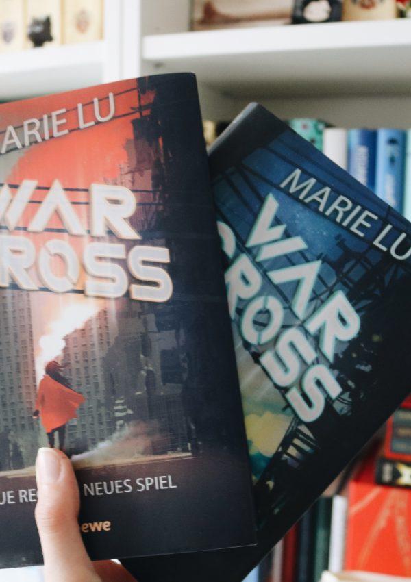 Rezension | Warcross: Neue Regeln, neues Spiel – Marie Lu