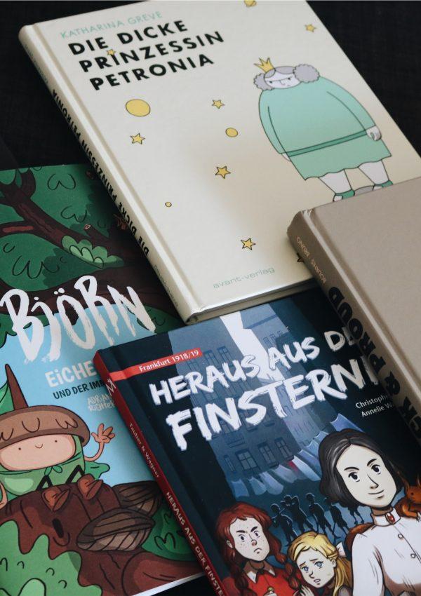 Comiczeit | Diese Comics habe ich in den letzten Monaten gelesen