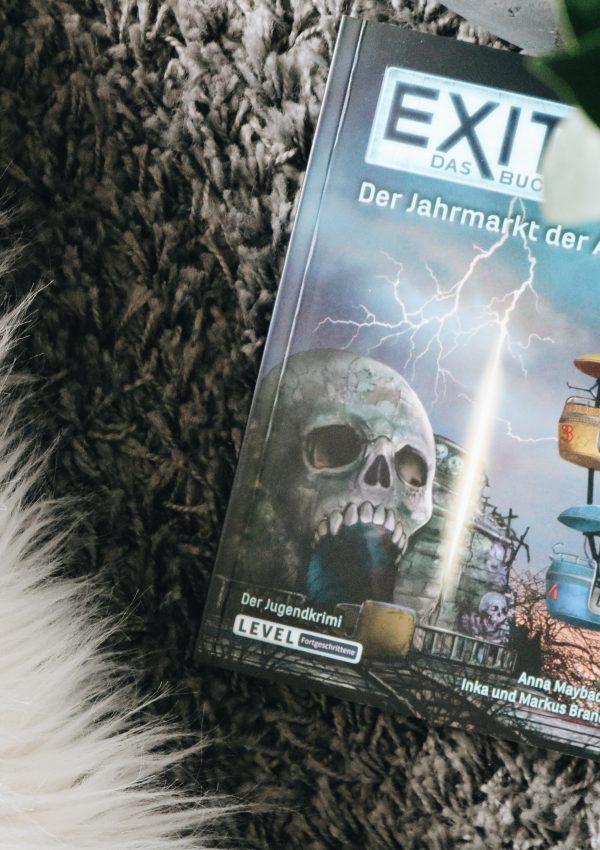 Rezension | Exit: Das Buch – Der Jahrmarkt der Angst