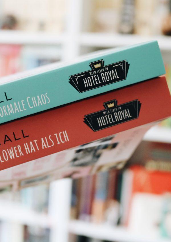 Rezension | Mein Leben im Hotel Royal – Katy Birchall