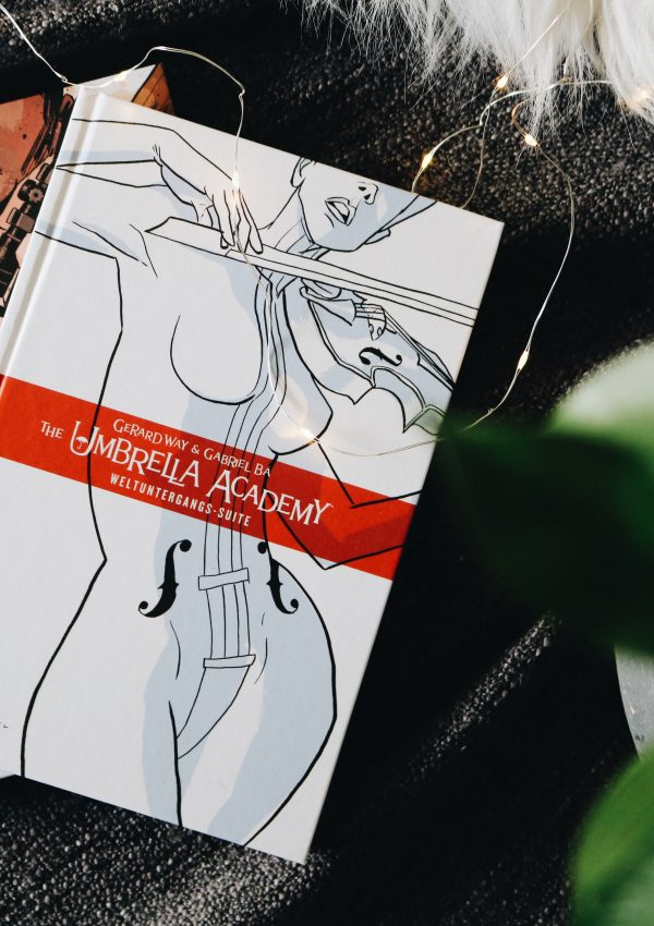 Rezension | Die Umbrella Academy – Gerard Way