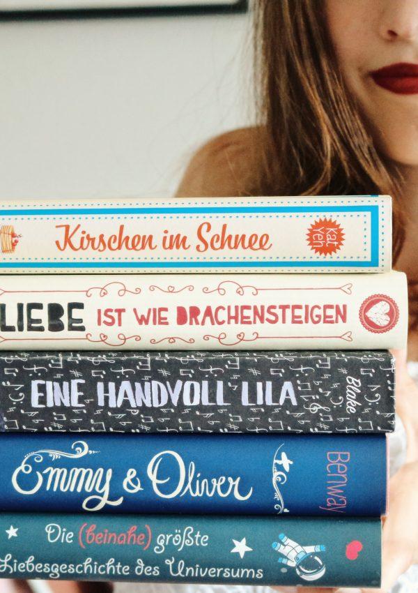 Meine 5 Lieblingsbücher aus dem Magellan Verlag