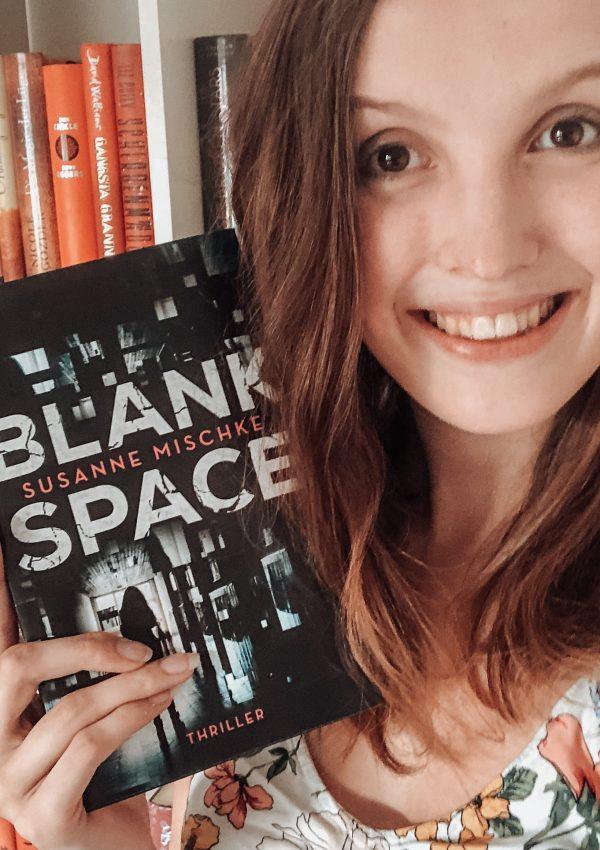 Interview | Susanne Mischke über Blank Space (dtv BOLD)