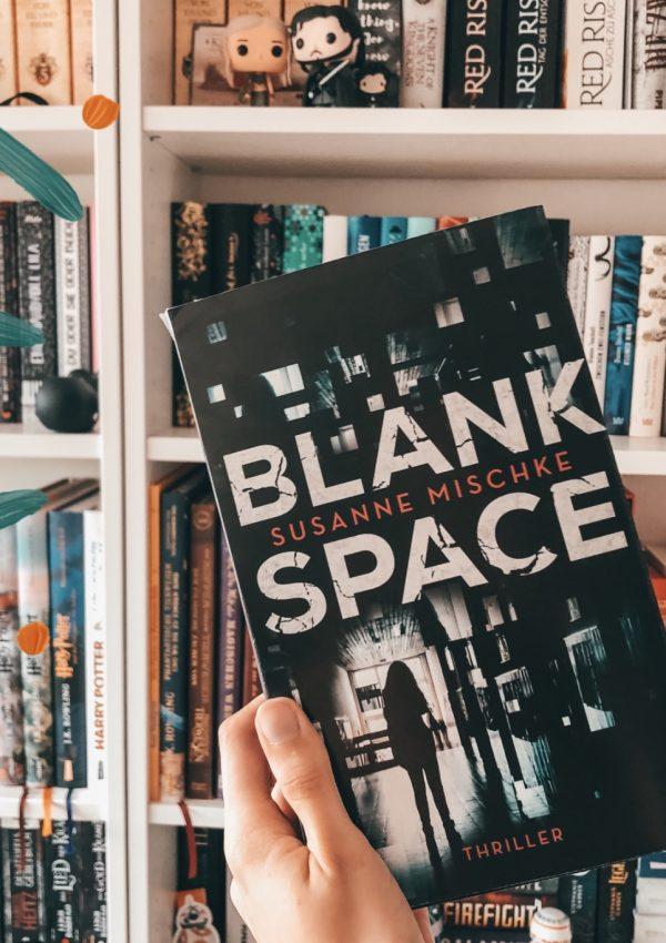 Rezension | Blank Space – Susanne Mischke