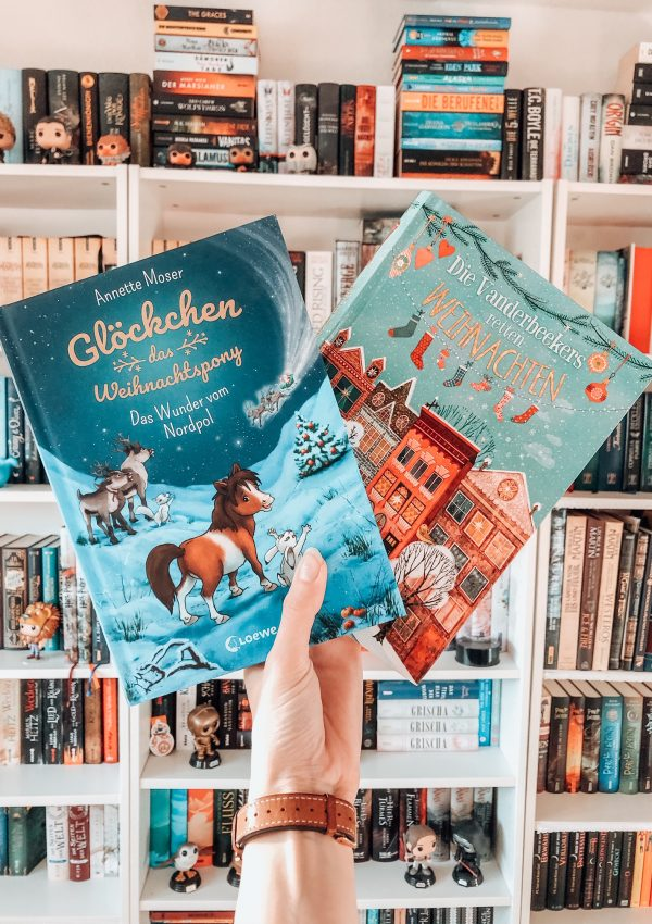Das sind meine Weihnachtsbücher 2019