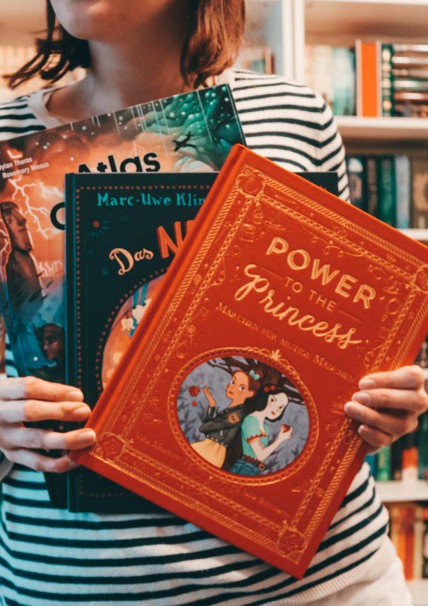 Wunderschön illustrierte Ausgaben | Bücher für gemütliche Lesestunden