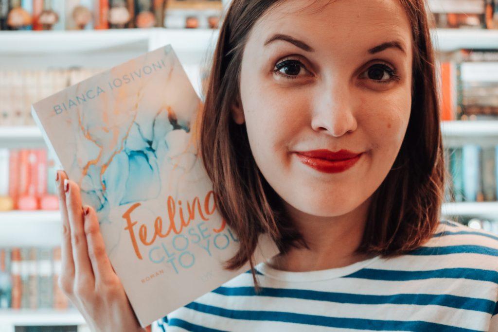 Bianca Iosivoni, Feeling Close To You, LYX Verlag