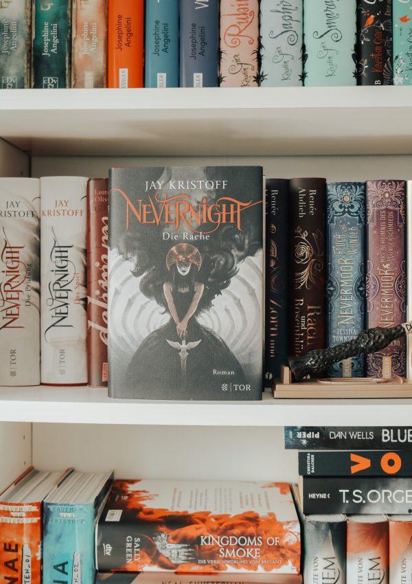 Nevernight: Die Rache – Jay Kristoff | Rezension