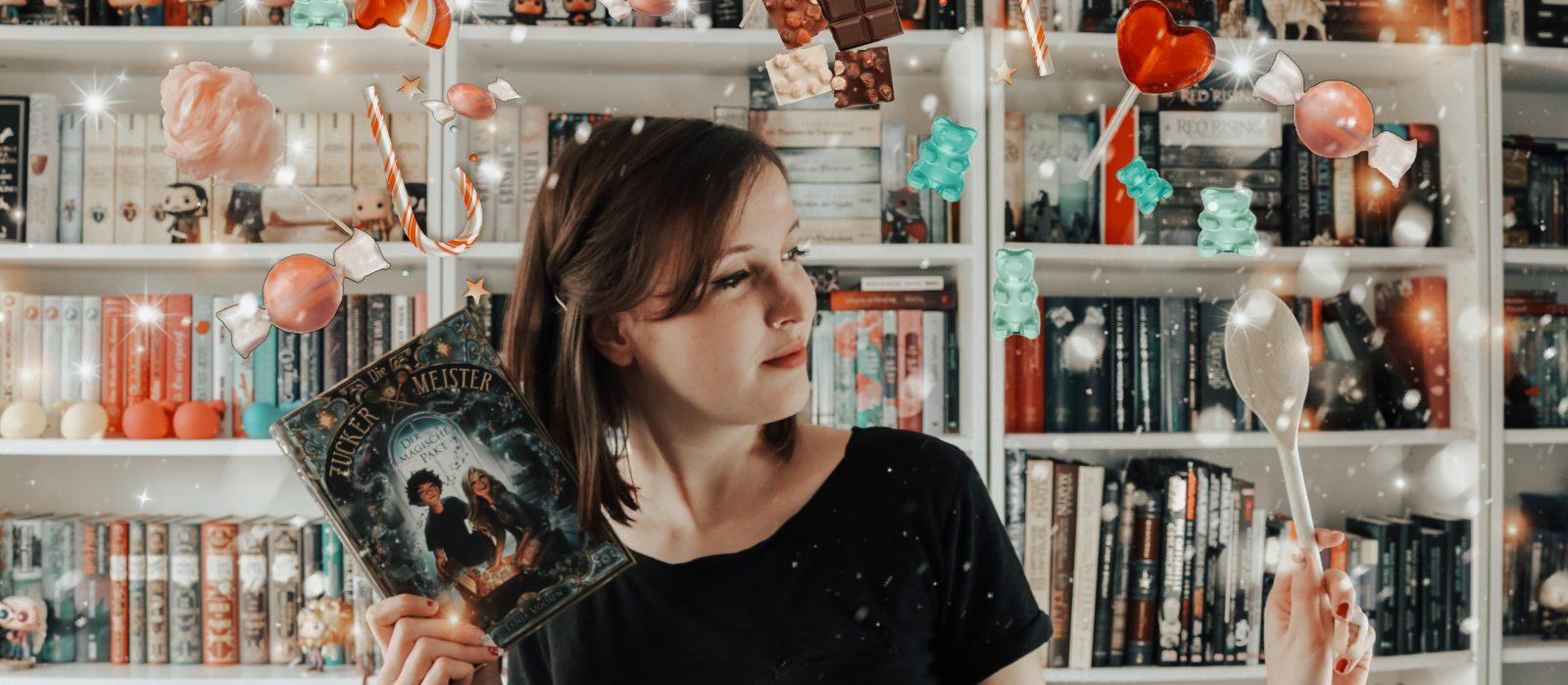Die Zuckermeister: Der magische Pakt – Tanja Voosen | Rezension