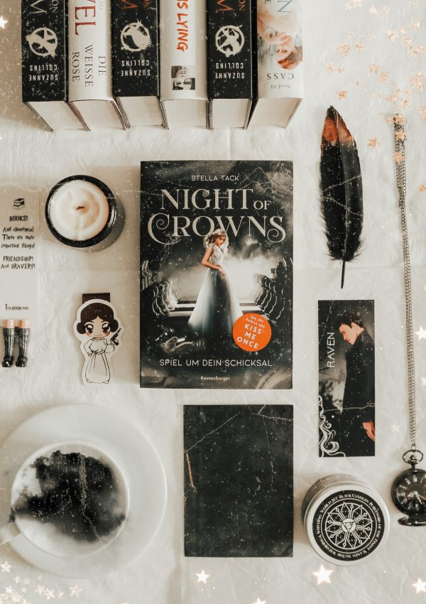 Night of Crowns: Spiel um dein Schicksal – Stella Tack | Rezension
