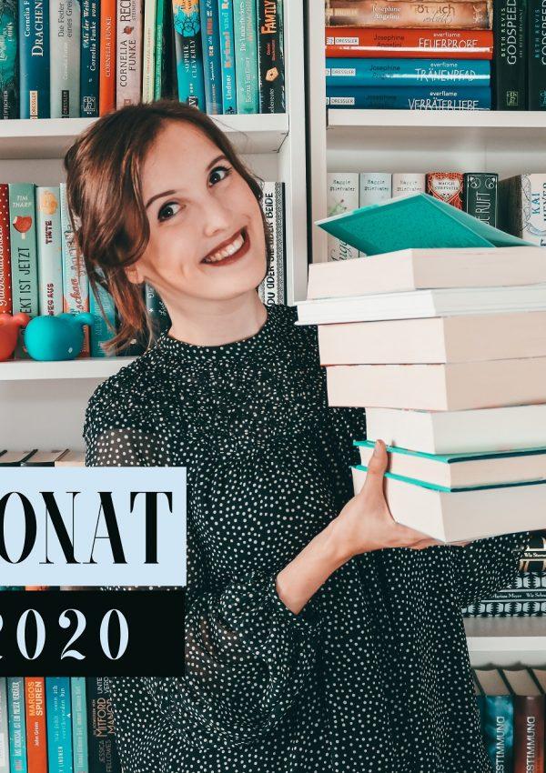 Lesemonat Mai 2020 | Mit wenigen guten Büchern