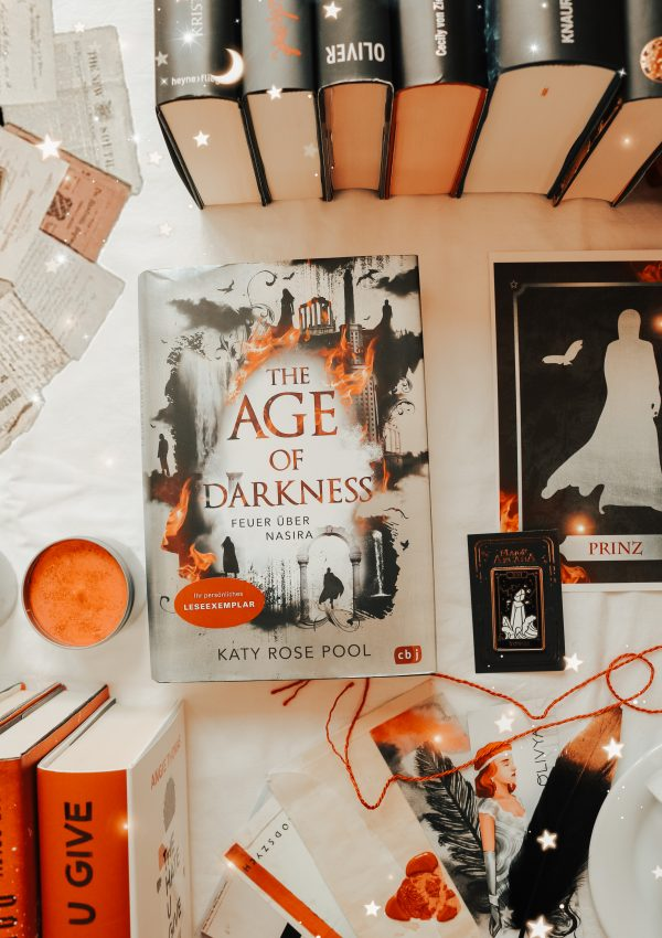 Meet Hassan | The Age of Darkness von Katy Rose Pool