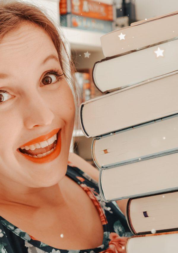 Lesemonat August 2020 | Ihr habt meine Bücher ausgesucht 🤩💖