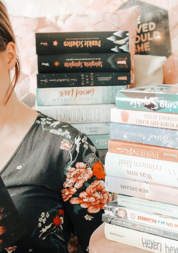 Neuzugänge Juli und August 2020 | 20 Bücher mehr auf dem SUB 📚📚