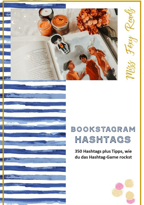 Bookstagram-Hashtag-Guide | Mein erstes Freebie ist online