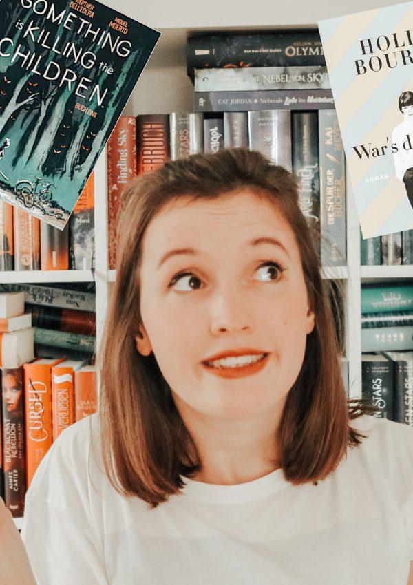 Neuzugänge Oktober 2020 | 20 Bücher in einem Monat!