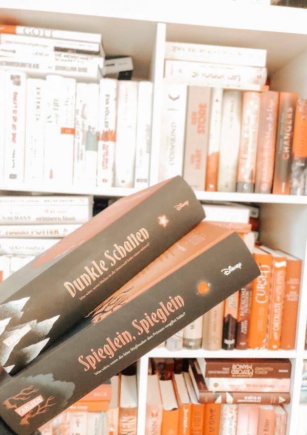 Dunkle Schatten und Spieglein, Spieglein | Die Twisted Tales Reihe